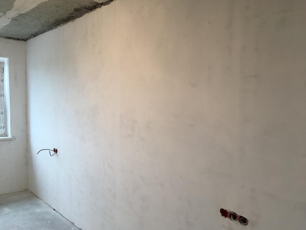 Штукатурка стен в квартире в Московской области
