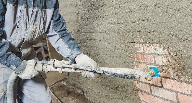 Услуги компании СТЯЖКАprof штукатурка стен