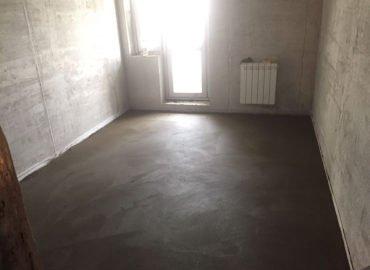 Стяжка пола в квартире Нахабино