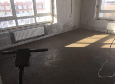 Стяжка пола в квартире Красногорский