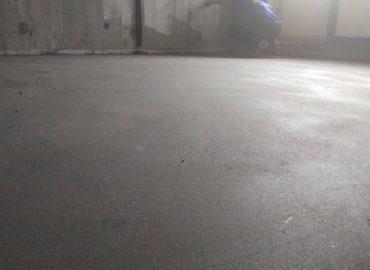 Нужен бетонный пол