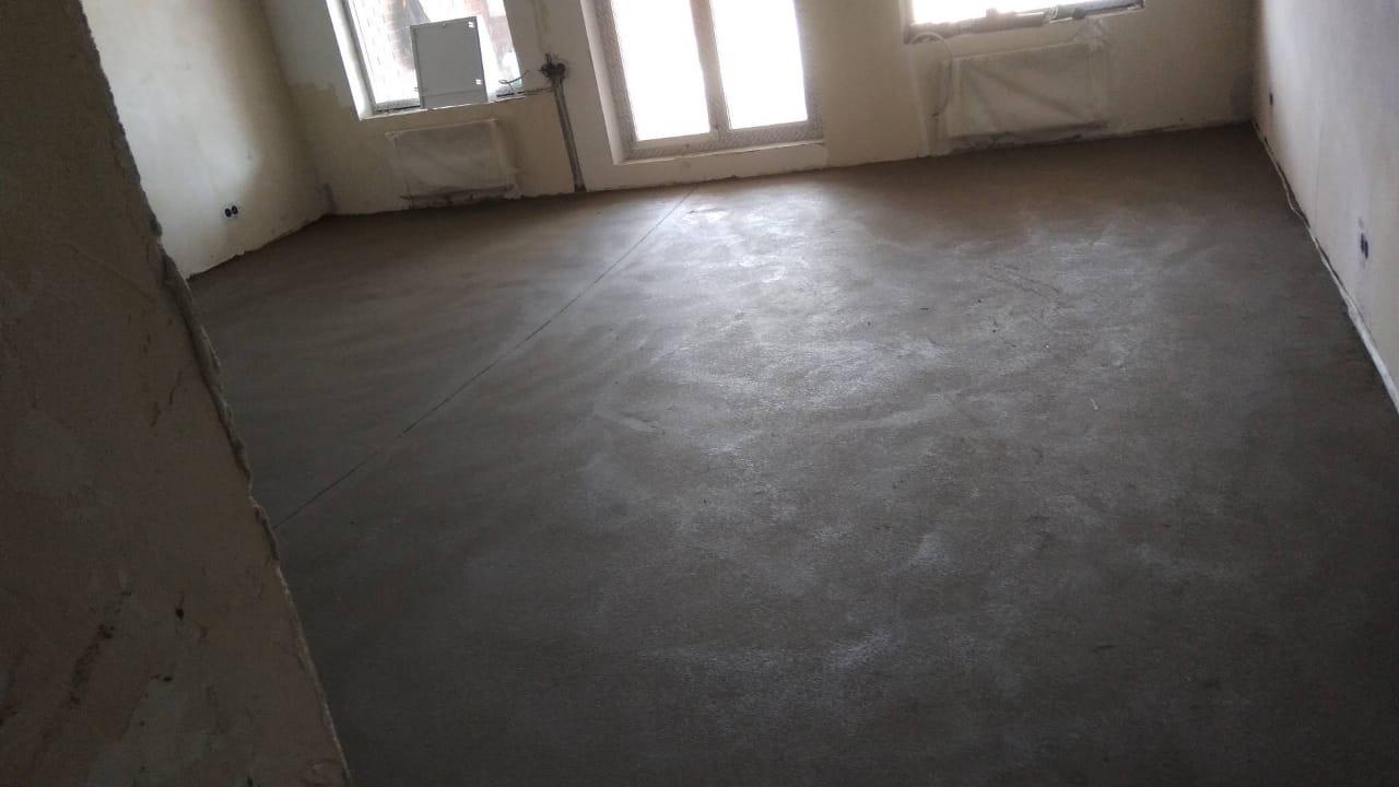 Стоимость заливки бетонного пола за квадратный метр
