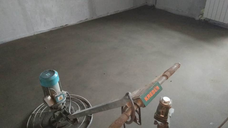 Цена бетонного пола за м2