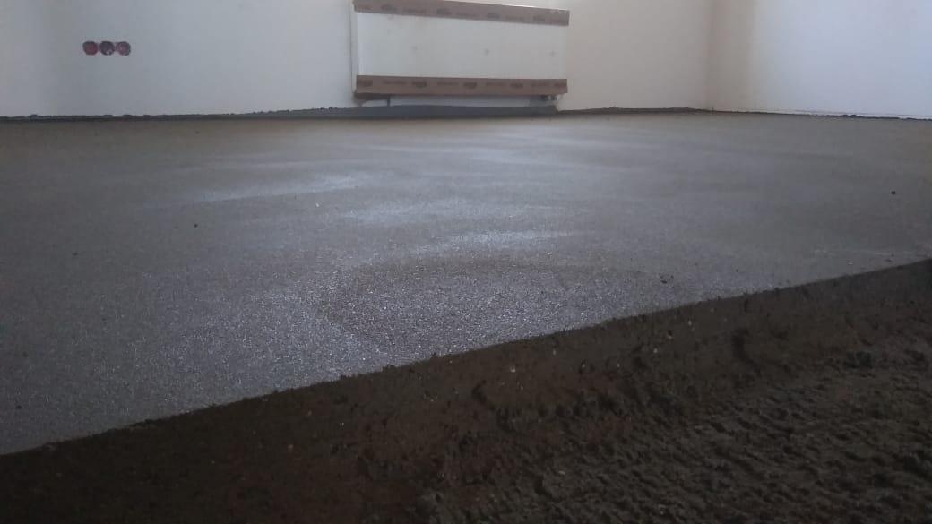 заливка пола бетоном цена москва