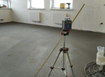 Стяжка полов квадратный метр